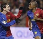 Messi & Eto'o