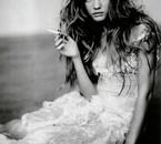 A girl of singular beauty