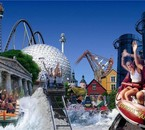 Europapark : Parc d'attraction