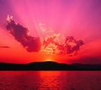 coucher de soleil tout simplement