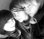 Les trois , les Giirls <3