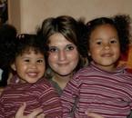 ALYCIA , MARRAINE , KIMBERLEY