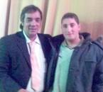 moi et le chanteur chaabi algerien mourad djaferi