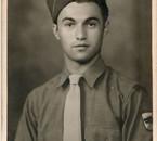 mon papa en 1943
