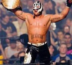 Rey Mysterio : World Heavyweight Champion Wrestlemania XXIII