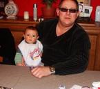 timéo et son papi