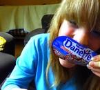 """Moi et mon """"Danette"""" xP"""