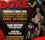 affiche gala du 17 avril 2009