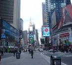 la vie à NEW-YORK