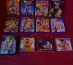 Mes jeux vidéos Dragon Ball