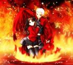 manga flame