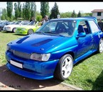 Fiesta RS Cosworth T35 450ch