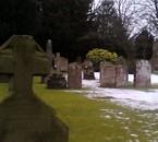 cimetière en angleterre