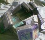 l argent est tros