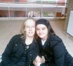 Fatiha et Émeline !! :)