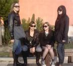 Journée avec Ma Soeeur et ses copinees