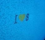 I ♥ $$$$$$$$