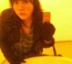 hiihii dans les toilettes du lycée ^.^