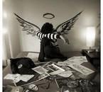 un ange triste