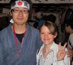 Ma femme et....Un Jap (-.-') ! xD