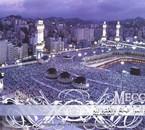 La Mecque.