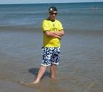 moi en mode playa