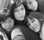 Solène, Océan , Cathy , Moii