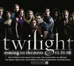 Personnages Principaux de Twilight^^