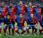 L'equipe Du FC Barcelone 2008-2009