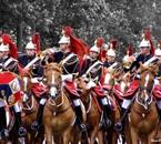 Fanfare à cheval de la garde républicaine