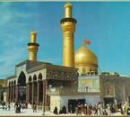 Mosquée en Irak