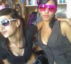 ma moitiée And me