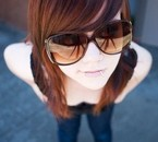 Moi & les lunettes de mouches ^^