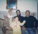 Ma Maman, Mon Papa, Mon Frere et Hiba Ma Niece