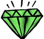 Diamond .