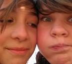 mes Deux Amours de MSN!!!JVM fort les filles!!<3