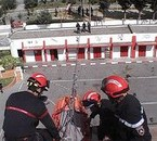 protection civile algerienne