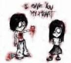 je te dans mon coeur