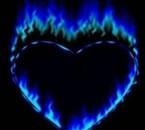 Toujours, le coeur brûlant