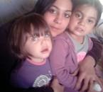 moi ma fille et ma sister