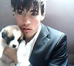 Moi et mon chien 23/03/2009