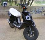 Mon scoot mainant ; )
