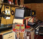 Mon home studio pour les djs....