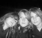 Estelle, Karo et moi