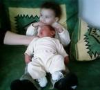 mes deux fils ensemble c merveilleus