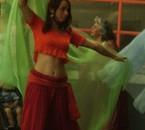 je fais de la danse orientale (enfin je débute^^')