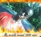 Renaud 1000 euro