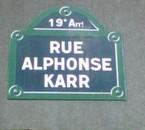ALPHOSE KARR