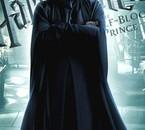 Harry Potter et le Prince de Sang-mélè (Poster Rogue)