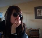 Morganoux choux =DD avec ses lunettes H.K. ^_^